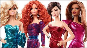 The Barbie Look Collection вносит всплеск цвета новым металлическим стилям!