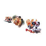Машинка-трансформер Screechers Wild Storm Horn (Дикі Скричеры Штормхорн) червона L3 (EU683141), фото 2