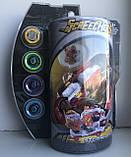 Машинка-трансформер Screechers Wild Storm Horn (Дикі Скричеры Штормхорн) червона L3 (EU683141), фото 3