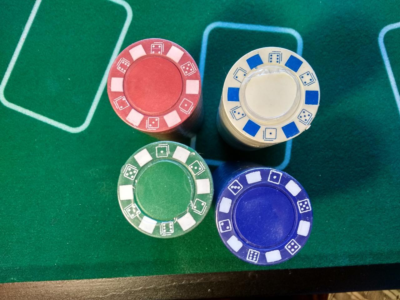 набор для игры в казино