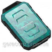 Внешний аккумулятор RavPower Power Bank 10050mAh Waterproof and Dustproof Camo (RP-PB044CAMO), фото 3
