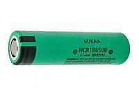 Аккумулятор Mjkaa 18650 3400 мАч NCR оригинальный 18650