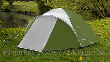 Палатка 3-х місна Acamper ACCO3 зелена - 3000мм. H2О - 3,2 кг., фото 3