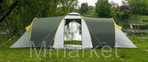 Палатка 6-ти місна Acamper NADIR6 зелена- 3500мм. H2О - 8,7 кг., фото 2