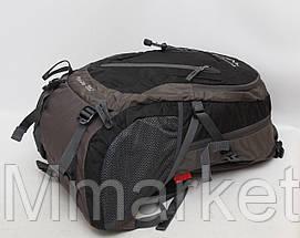 Туристический рюкзак Lead Hake 38 литров / 38L с металлическим каркасом + чехол- дождевик, фото 3