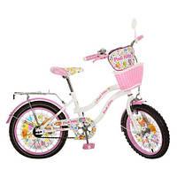 Велосипед Профи Китти Блек 20 дюймов Profi Kitty  детский двухколесный