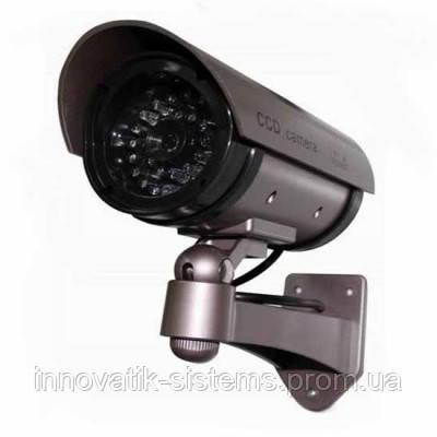 Муляж видеокамеры для наружной установки.