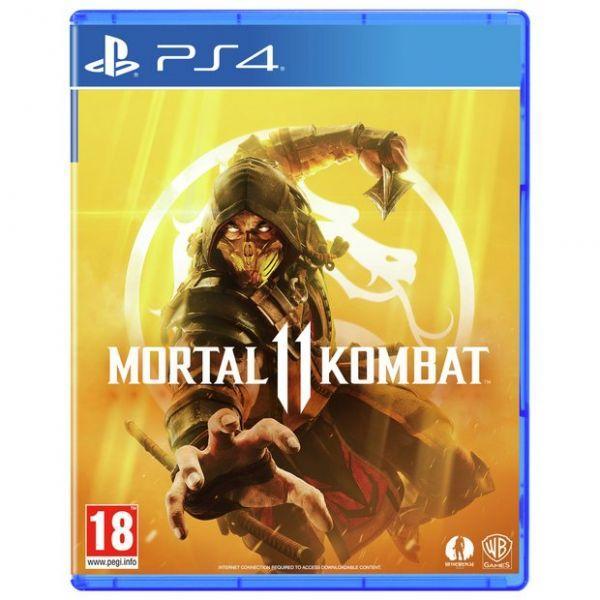 Игра PS4 Mortal Kombat 11 для PlayStation 4