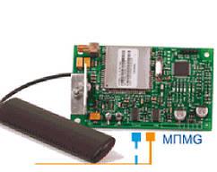 Модуль для работы по GSM каналу МПМG