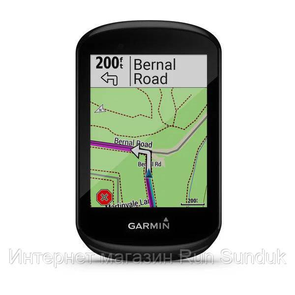 Garmin Edge 830 с горным комплектом