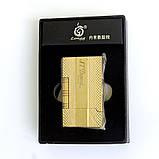 Подарочная USB зажигалка фирмы Dupont ZU308450, фото 3