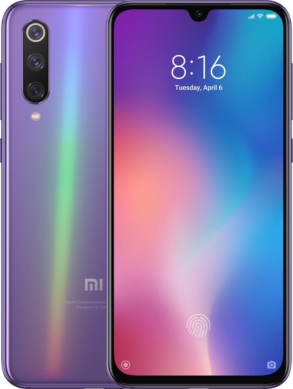 Смартфон Mi 9 SE 6/128GB ( Lavender Violet) Global Version