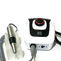 Фрезерный аппарат для маникюра и педикюра с аккумулятором DM-206 (30000 об/мин) (Ножницы в подарок), фото 1