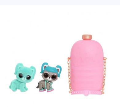 Кукла Fuzzy Pets новая серия/ Кукла ЛОЛ питомец 3