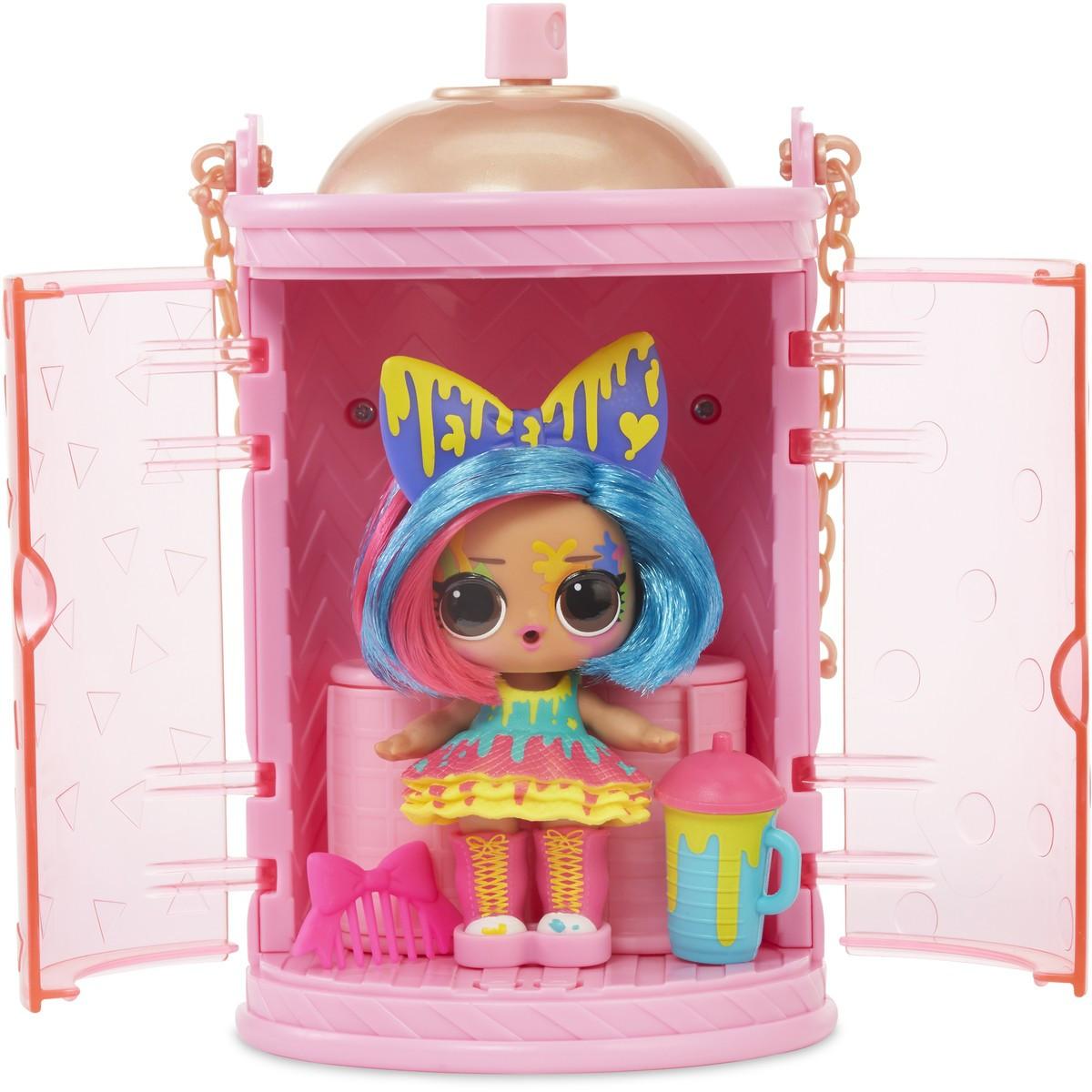 Кукла LOL surprise с волосами в капсуле НОВАЯ СЕРИЯ - Модные прически 4