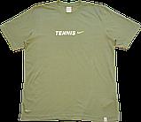 Мужская хлопковая футболка Nike., фото 2
