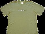Мужская хлопковая футболка Nike., фото 3