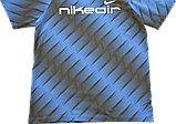 Мужская спортивная футболка Nike Air., фото 6