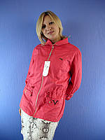 Женская весенняя, летняя ветровка Ylanni 180, 2XL-7XL (куртка: 100% хлопок) Ylanni, Janiсa, Mishele, Symonder