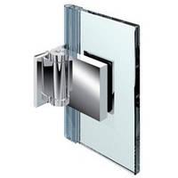 Петля для душевой  стена-стекло Flinter 8154zn