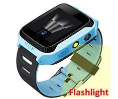 Y21S детские умные часы с GPS (blue)