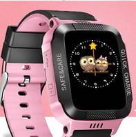 Y21S детские умные часы с GPS (pink), фото 1