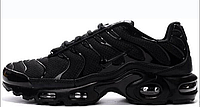 "Кроссовки Nike Air Max TN Plus ""All Black"" Арт. 1755"