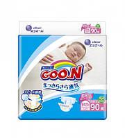 Подгузники GOO.N для новорожденных (SS, до 5 кг)