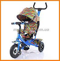 Детские трехколесные велосипеды с ручкой недорого | TILLY Trike