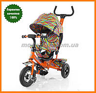 Велосипед с надувными колесами | TILLY Trike