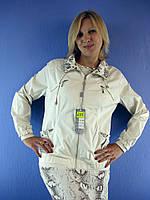 Женская весенняя, летняя ветровка Ylanni 939, 2XL-7XL (куртка: 100% хлопок) Ylanni, Janiсa, Mishele, Symonder