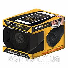 Портативная колонка усилитель звука Boom Touch Speaker, фото 2
