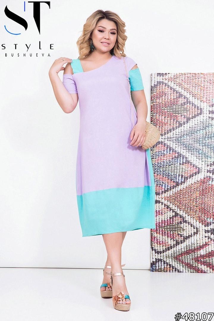 6a01f2e2364e01f Летнее платье из льна большой размер - Одежда оптом и в розницу от прямого  поставщика