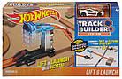 Хот Вилс Автоподъемник для Строение Супер Трека Хот Вилс Hot Wheels Workshop Track Builder Lift & Launch, фото 2