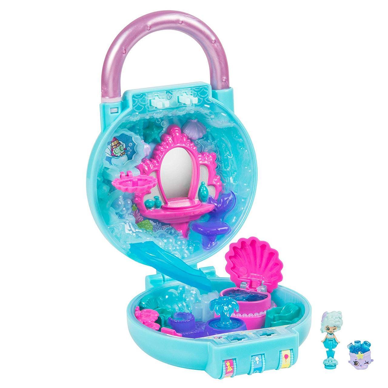 Shopkins Секретный Замок Секреты Лили - День спа Lil' Secrets Secret Lock - Bubbling Beauty Day Spa
