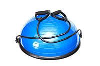 Балансировочная платформа Power System Balance Ball Set PS-4023 Blue - 145089