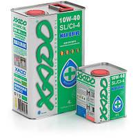 Моторное масло ХАДО 10w 40 полусинтетика 4л