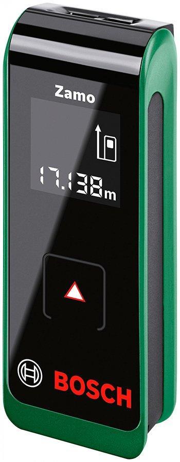 Цифровой лазерный дальномер Bosch Zamo (0603672621)