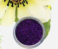 Глиттер Dark Violet, 1 кг