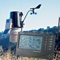 Метеостанция цифровая автономная Vantage Pro 2 Plus