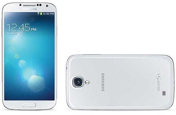 Смартфон Samsung I9505 Galaxy S4 (White)