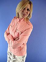 Женская весенняя, летняя ветровка Janica 3143, М-3XL (куртка: 100% хлопок) Ylanni, Janiсa, Mishele, Symonder