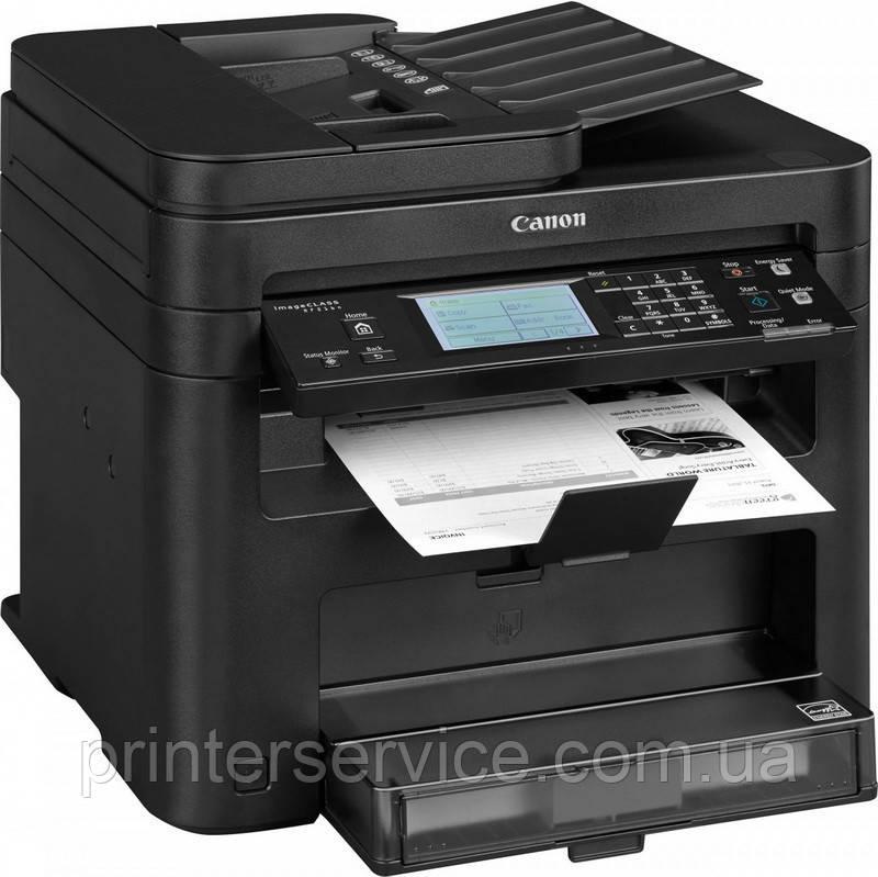 Canon i-SENSYS MF226dn лазерный черно белый мфу 4 в 1 c ADF, дуплексом и Ethernet