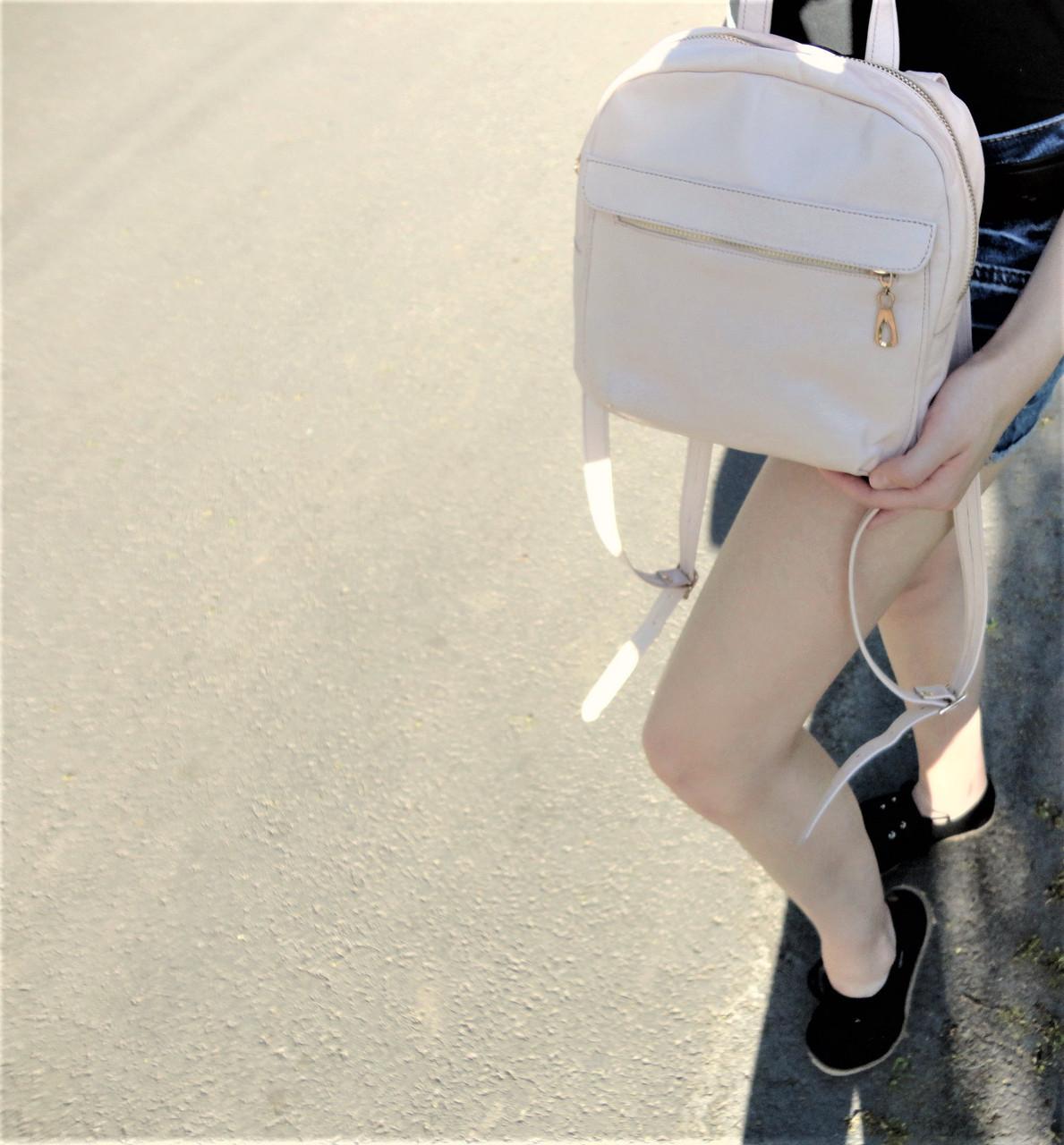 """Женский кожаный рюкзак """"Dream"""""""
