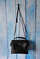 """Женская сумка бочёнок """"Barrel"""" из натуральной кожи, фото 1"""