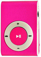 Плеер TOTO TPS-03 Without display Earphone Mp3 Pink (52006)