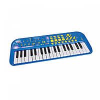 SIMBA Музыкальный инструмент Електросинтезатор, 37 клавиш, 7 ритмов, 50х20 см, 4+