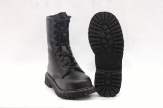 Кожаные ботинки, берцы немецкого десанта TSR MilTec 12812000 45