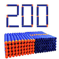 Набор из 200 стрел, мягкие пули, для игрушечного оружия Nerf N-Strike Elite - 143461