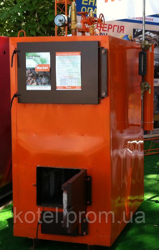 Worker паровой котел на твердом топливе